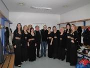 Gala koncert dalmatinskih klap - Hala Tivoli, 1. 3. 2014