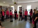 V knjižnici Kozina - 26. 5. 2017
